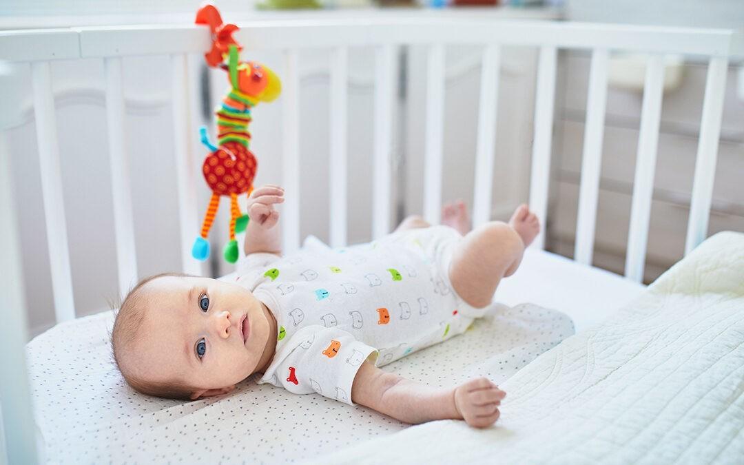 El colchón de cuna perfecto para un bebé